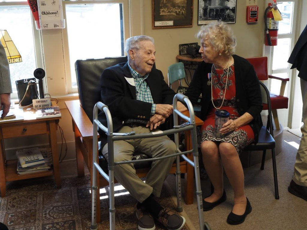 Mike and Edie Mae Herrel                             March 8, 2020 Bexley Historical Society Museum